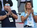 Марадона будет судиться со своей бывшей девушкой