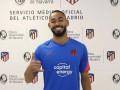 Атлетико подписал форварда Герты Кунью