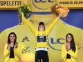 Тур де Франс: Кристофф победил на последнем этапе, Томас выиграл общий зачет