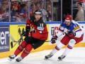 ЧМ по хоккею-2017: Россия, выигрывая в две шайбы, уступила Канаде