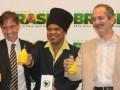 Бразильцы нашли громкую замену вувузеле (ФОТО, ВИДЕО)