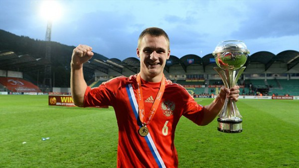 Россия побеждает на юношеском Евро