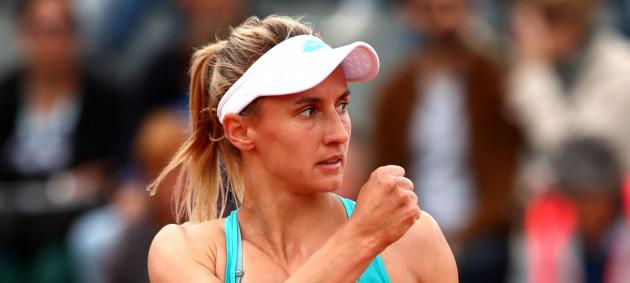 Цуренко вышла в финал турнира в Каире
