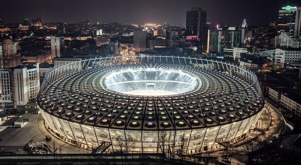НСК Олимпийский попал в рейтинг лучших стадионов мира - Футбол в ...